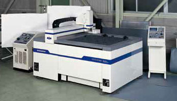 Launched sales of fine plasma cutting machines.
