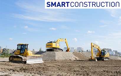 Embarked on SMARTCONSTRUCTION: ICT solutions to construction job sites.
